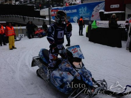 Swatch Snowmobile 2012