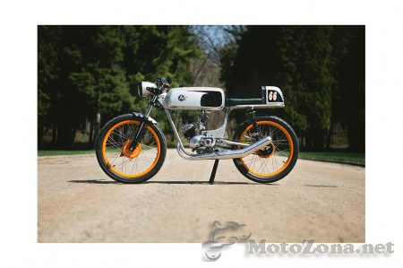 Кастом Riverside Racer от ателье Analog Motorcycles