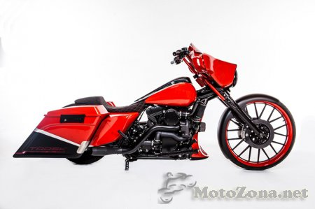 Баггер Trask Speed Glide LE