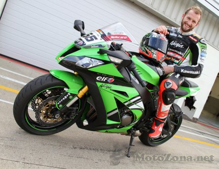 Спортбайк Kawasaki ZX-10R World Champion Edition 2014