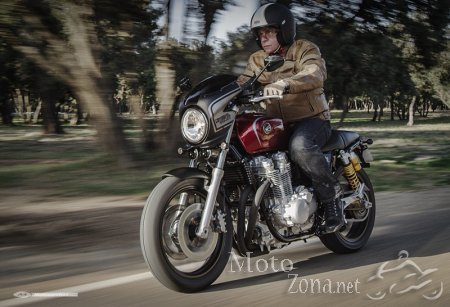 Нейкед Honda CB1100 Bad Seeds 2014